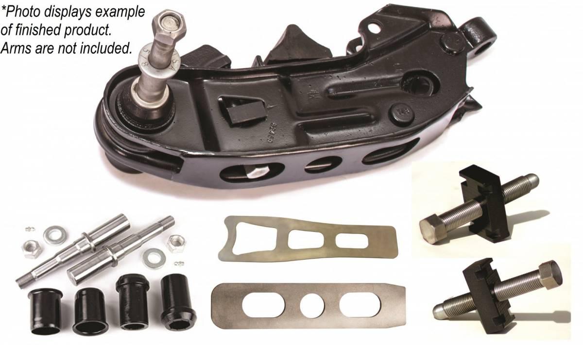 performance mopar lower control arm rebuild kit