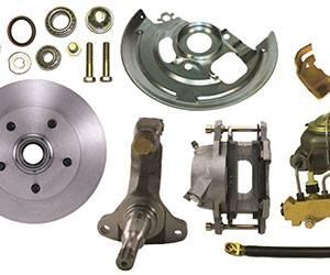 Disc Brake Conv. Kits