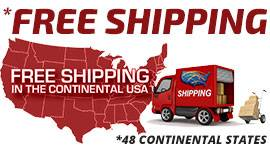 FREE Shipping & Discounted Worldwide Shipping