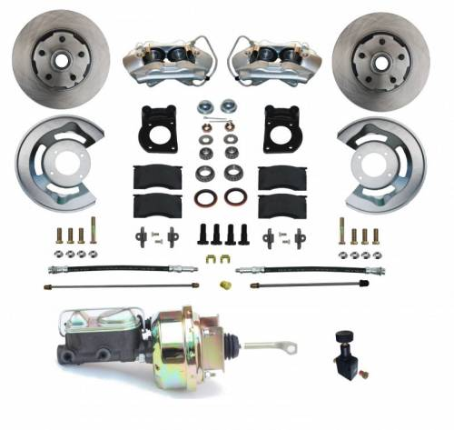 Disc Brake Conversion - Front Disc Brake Kit