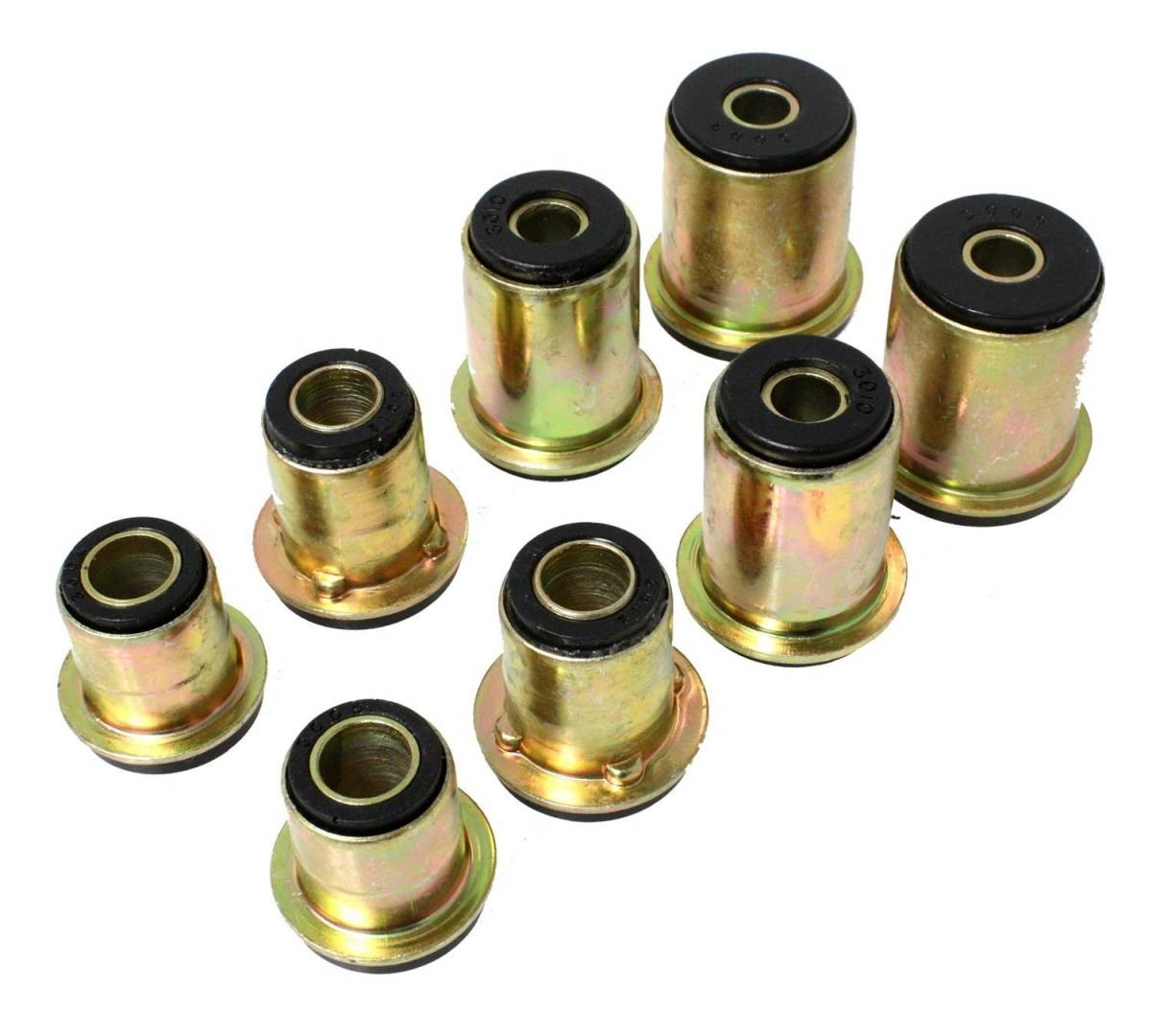Polygraphite Front End Control Arm Bushing Set