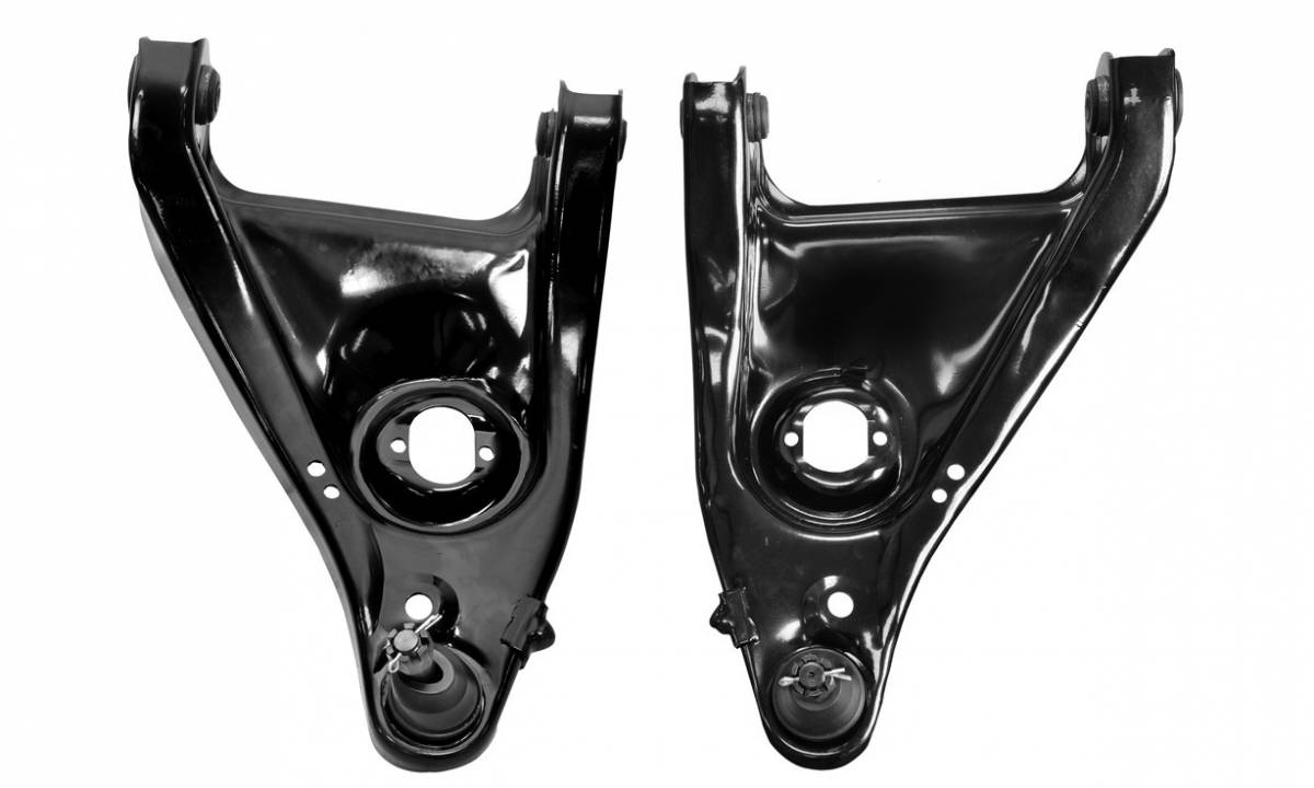 Stamped Steel Control Arms  Upper  Lower