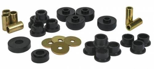 Polygraphite Bushings - Corvette Rear Bushing Set