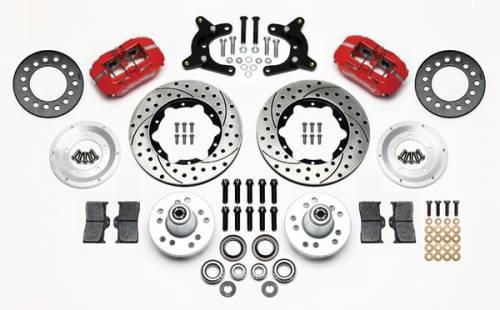 Disc Brake Conversion - Wilwood Brake Kits