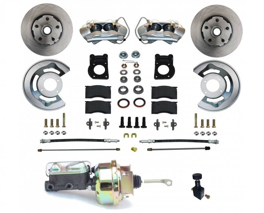 front power disc brake conversion kit. Black Bedroom Furniture Sets. Home Design Ideas