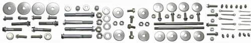 Stainless Steel Hardware Kits - Complete Kit