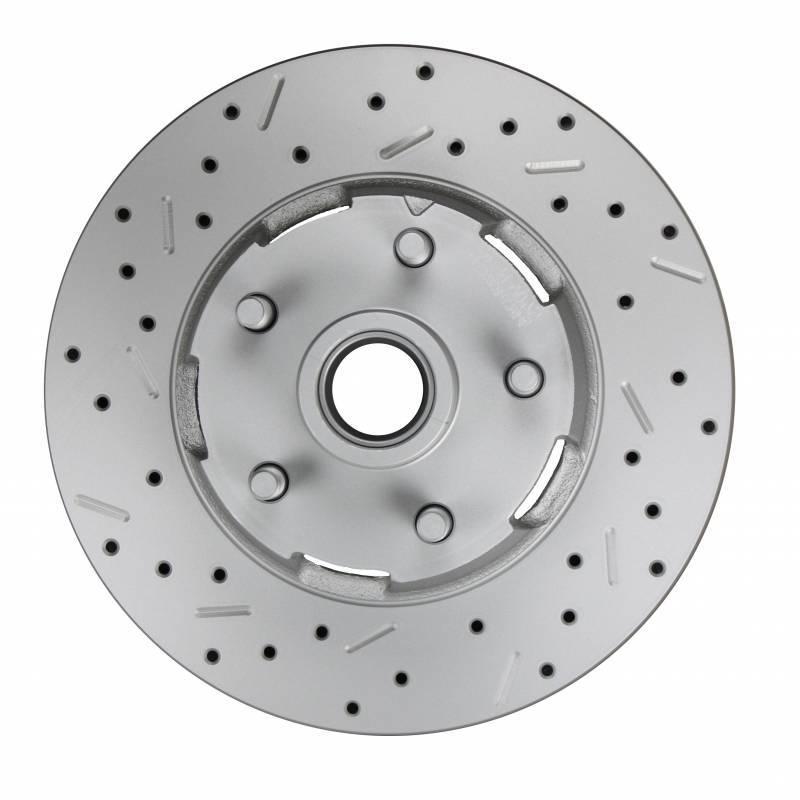 Front Manual Disc Brake Conversion Kit
