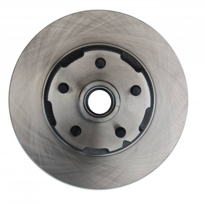 Front Spindle Mount Disc Brake Conversion Kit