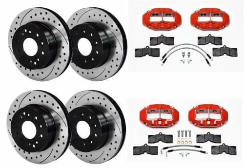 Wilwood Brake Kits - Caliper Upgrade Kit