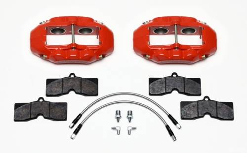 Wilwood Brake Kits - Front Calipers & Pads