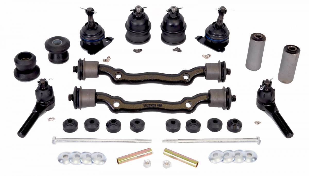 I 23158934 Original Performance Deluxe Front End Kit on Car Wiring Supplies