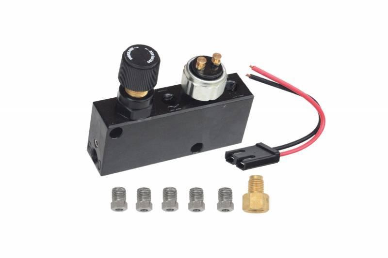 Power Brake Booster & Master Cylinder Upgrade Kit
