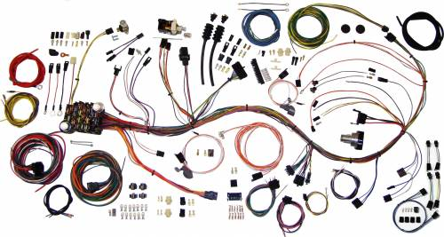 Restoration Items - Wiring Harness