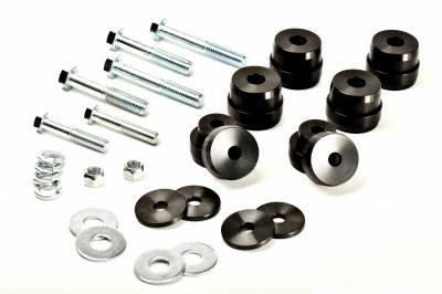 PST - Billet Aluminum Body Mount Bushings