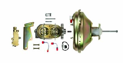 "PST - 11"" Brake Booster Conversion Kit"