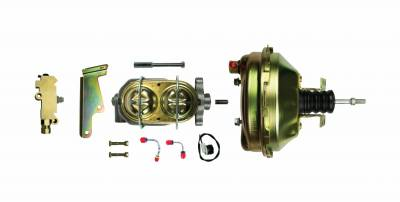 "PST - 9"" Brake Booster Conversion Kit"