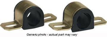 """PST - Polygraphite Front Sway Bar Frame Bushings 1/2"""""""