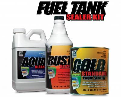 KBS - Fuel Tank Sealer Kit