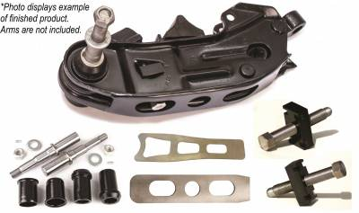 PST - Performance Mopar Lower Control Arm Rebuild Kit - B & E Body