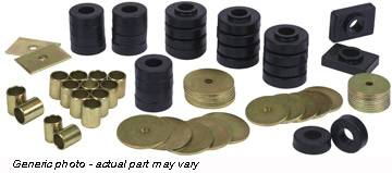 PST - Polygraphite Body Mount Kit