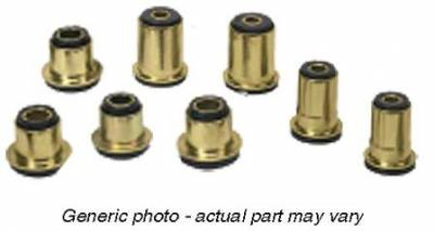 PST - Polygraphite Front End Contol Arm Bushing Set