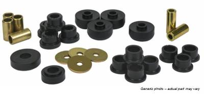 PST - Polygraphite Rear Suspension Rebuild Kit