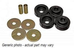 PST - Polygraphite Torsion Bar Crossmember Mount Bushing Set