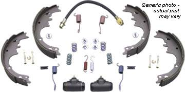 PST - Rear Brake Rebuild Kit