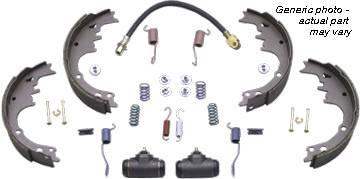 PST - Rear Brake Rebuild Kit