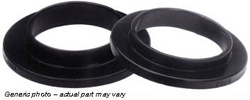 PST - Rear Upper & Lower Polygraphite Coil Spring Isolators