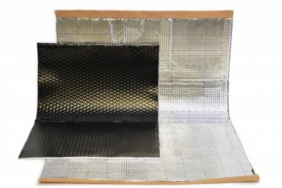 PST - Thermal & Sound Deadening Mat - Silver Series