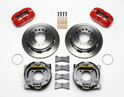 "Wilwood - Wilwood Dynapro 11"" Rear Parking Brake Kit"