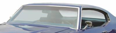 PST - Windshield Glass