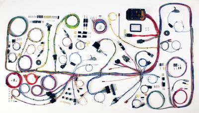 American Autowire - Wiring Harness