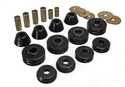 PST - Polygraphite Body Mount Kit
