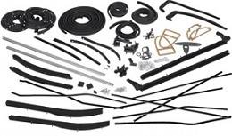 PST - Master Weatherstrip Kit