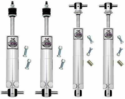 Vi-King - Front & Rear Vi-king Warrior 4 Pack Shocks