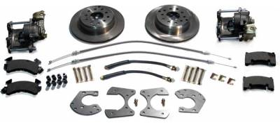 PST - Rear Disc Brake Conversion Kit