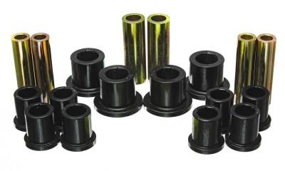 PST - Polygraphite Rear Leaf Spring Bushing Set