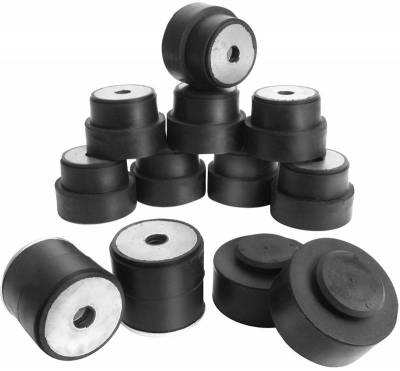 PST - Rubber Body Mount Bushings