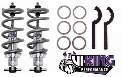 Vi-King - Vi-King Warrior Front & Rear Coil-Over Shocks - 4 Pack