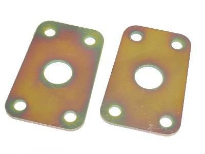 PST - Leaf Spring Reinforcement Plates