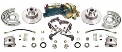 PST - Front Disc Brake Conversion Kit