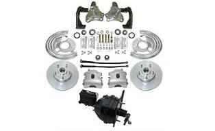 PST - Front Disc Brake Conversion Kit