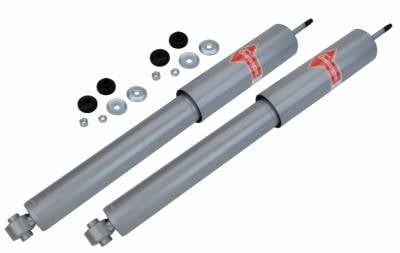 KYB - KYB Front Gas-A-Just Shocks