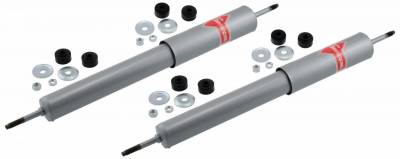 KYB - KYB Front/Rear Gas-A-Just Shocks