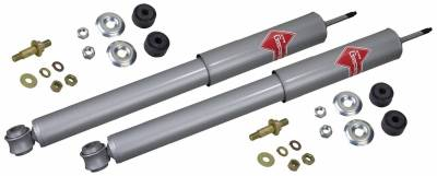 KYB - KYB Rear Gas-A-Just Shocks