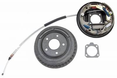 "PST - Pre-Assembled 9 1/2"" Rear Brake Kit"
