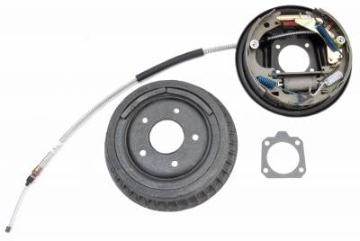 "PST - Pre-Assembled 9 1/2"" Rear Brake Kit"