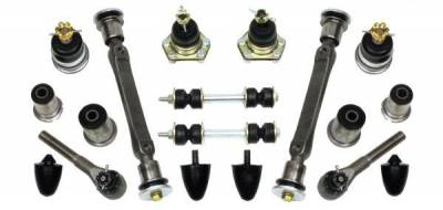 PST - Original Performance Deluxe Front End Kit